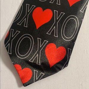 Valentines Day Tie
